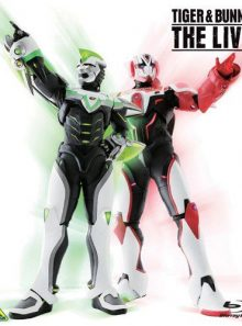 Tiger & bunny the live [japan import]