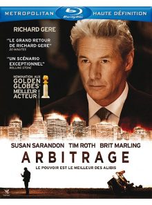 Arbitrage - blu-ray