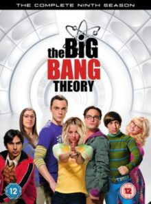 Big bang theory the complete ninth seaso