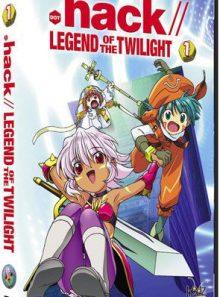 .hack//legend of the twilight - vol. 1