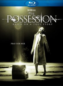 The possession [blu ray + digital copy + ultraviolet]