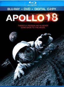 Apollo 18 (blu ray + dvd + digital copy)