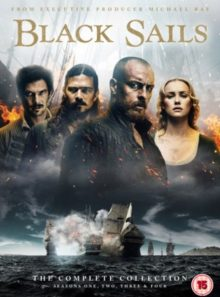 Black sails complete series 1 4