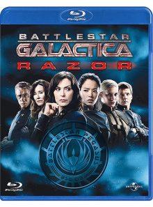 Battlestar galactica - razor - blu-ray