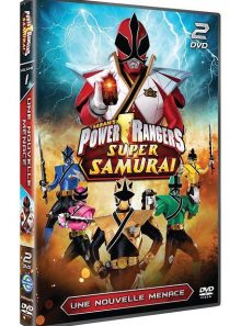 Power rangers super samouraï - vol. 3 : une nouvelle menace
