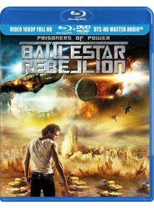 Battlestar rebellion - prisoners of power - blu-ray + copie digitale
