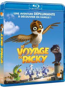 Le voyage de ricky - blu-ray