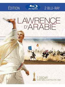 Lawrence d'arabie - édition double - blu-ray