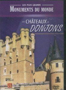 Les plus grands monuments du monde - les châteaux et donjons