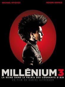 Millénium 3 : la reine dans le palais des courants d'air: vod sd - achat