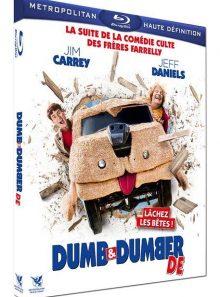 Dumb & dumber de - blu-ray