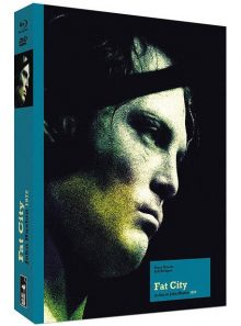 Fat city - édition collector blu-ray + dvd + livre