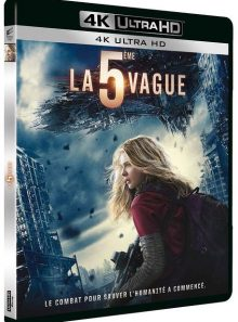 La 5ème vague - 4k ultra hd