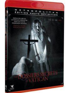 Les dossiers secrets du vatican - blu-ray