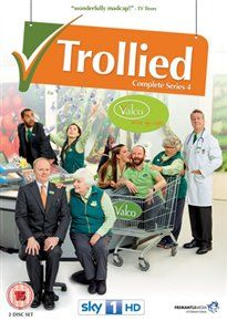 Trollied series 4 [dvd]