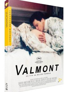 Valmont - combo collector blu-ray + dvd