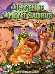Le petit dinosaure 6 - la légende du mont saurus
