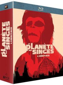 La planète des singes - l'héritage - blu-ray