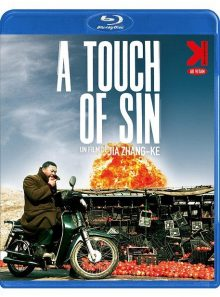 A touch of sin - blu-ray