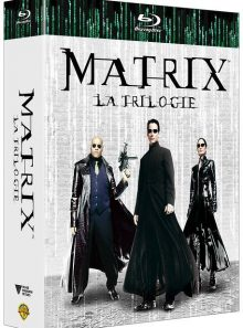 Matrix - la trilogie - blu-ray