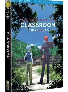 Assassination classroom - le film : j-365 - combo blu-ray + dvd - édition limitée