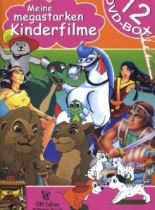 Meine megastarken kinderfilme 12 dvd box