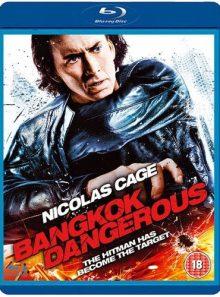 Bangkok dangerous [blu ray]