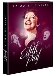 édith piaf : la joie de vivre - dvd + cd