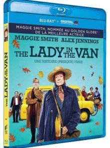 The lady in the van - blu-ray + copie digitale