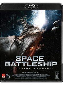 Space battleship (l'ultime espoir) - blu-ray