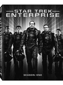 Star trek - enterprise - saison 1 - blu-ray