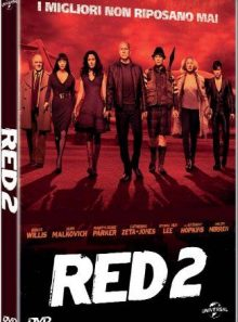 Red 2 dvd italian import