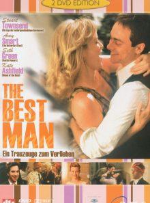 The best man - ein trauzeuge zum verlieben (2 dvds)