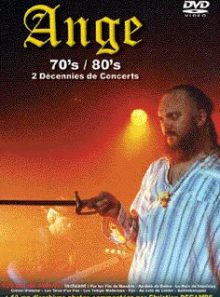 Seventies-eighties - deux décennies de concert