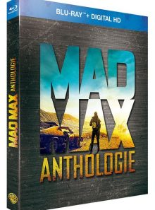 Mad max anthologie - blu-ray + copie digitale