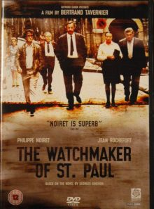 The watchmaker of st.paul