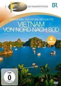 Vietnam-von nord nach süd