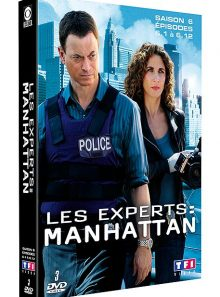 Les experts : manhattan - saison 6 vol. 1