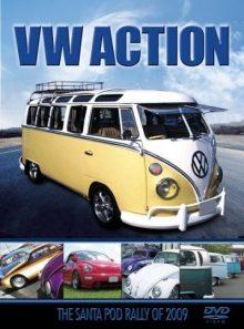 Vw action - the santa pod rally 2009 [import anglais] (import)