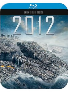 2012 - édition limitée boîtier steelbook - blu-ray