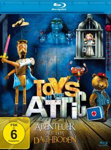 Toys in the attic - abenteuer auf dem dachboden