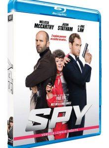 Spy - version longue inédite - blu-ray