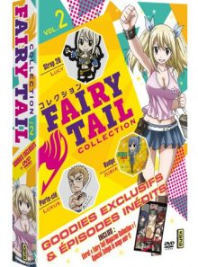 Fairy tail - collection - tome 2