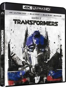 Transformers - 4k ultra hd + blu-ray