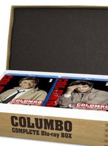 Columbo complete blu-ray box limited