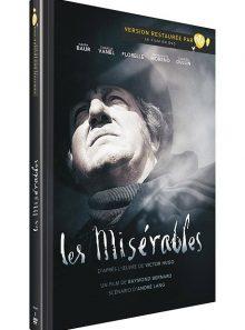Les misérables - édition digibook collector dvd + livret
