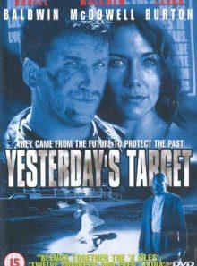 Yesterday s target (region 2)