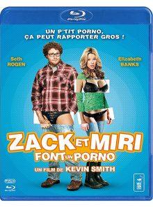 Zack et miri font un porno - blu-ray