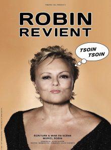 Muriel robin - robin revient tsoin tsoin: vod sd - achat