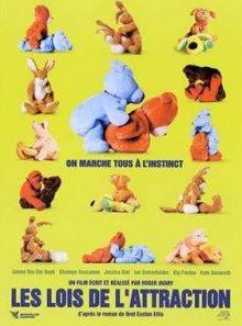 Les lois de l'attraction - édition collector - version intégrale - edition belge